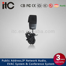 ITC T-521B Sensitive PTT Bus Microphone