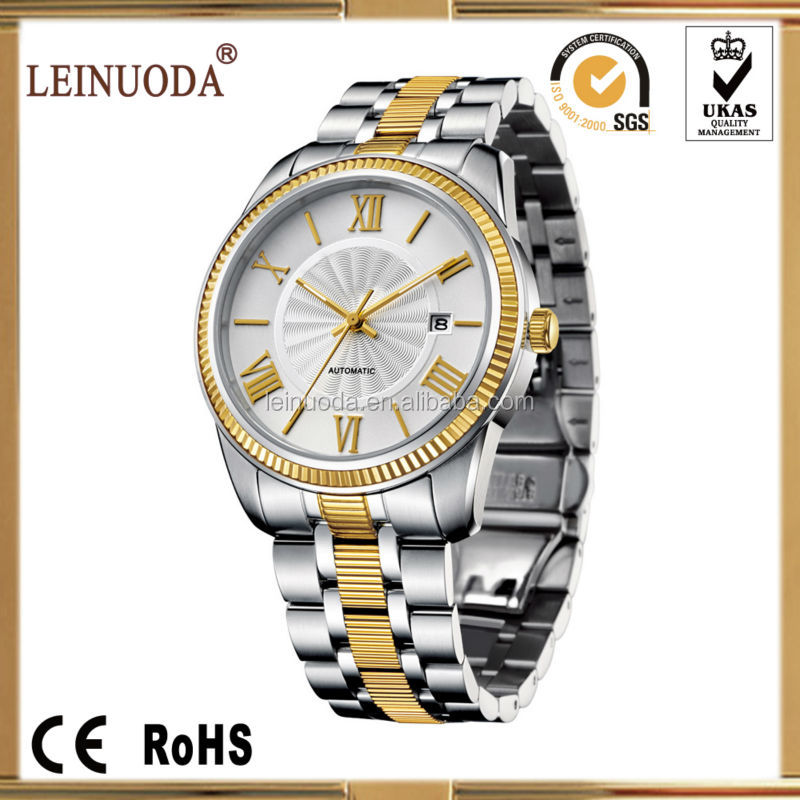 High quality S/S swiss watch OEM design