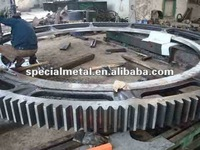 cast ball mill gears