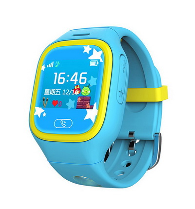 LCD Wifi Positioning Children Anti Lost Monitor Android Smart GPS Watch Q80 SOS Call Kids GPS Tracker with Sim Card