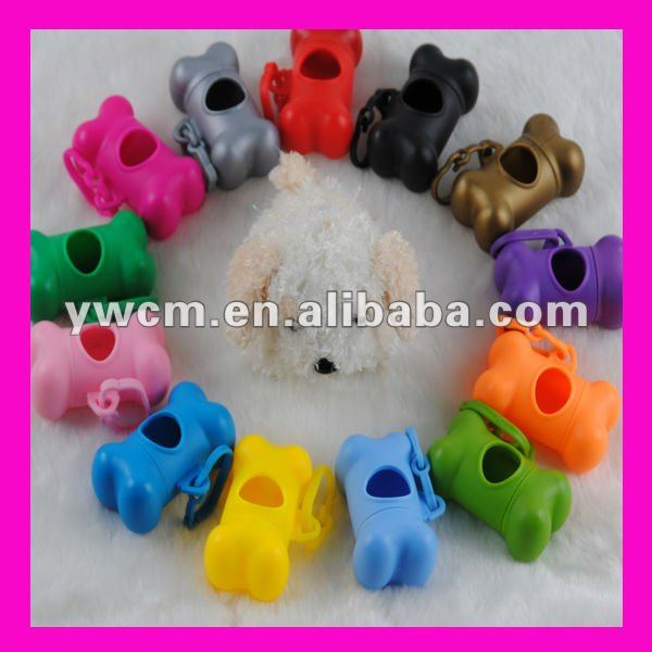Yiwu promotional dog poop bag dispenser