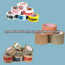 BOPP Self adhesive packaging tapes