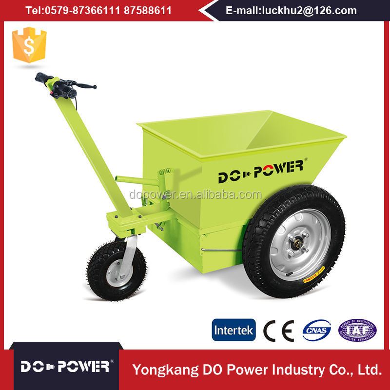 Prompt Delivery Safety Item Electric Mini Dumper Electric Dump Truck Cargo Dumper Tricycle