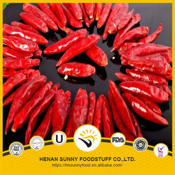 With ISO9001 HACCP OU BRC Certificates SanYing Chili Pepper