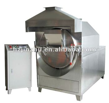 Stainless steel CE approved Nut Roaster Machine