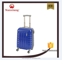 big discount ABS+ PC hard trolley luggage