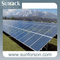 solar panel kit / solar panel mounting brackets/ solar mounting bracket
