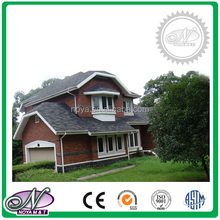 Fiberglass asphalt roofing shingles coloured hangzhou bitumen asphalt shingles with low price