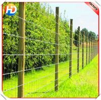6 feet high galvanized field fence/cattle fence/sheep fence exported to Mozambique/Kenya/Zambia