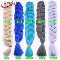 Ultra braid Wholesale cheap synthetic ultra braiding synthetic hair extensions jumbo braid synthetic hair