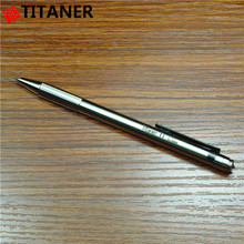Chinese Manufacturer Creative Gift Idea TC4 Ti Alloy Luxury Pens Multifunction Pen