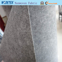 100% Polyester Needle Punched Non-woven lining fabric