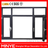 New Design Aluminum Double Casement Sash Window for Sale