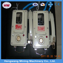 Mining Explosionproof Intrinsically Safe telephone