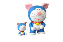 Vinyl pig cartoon doll
