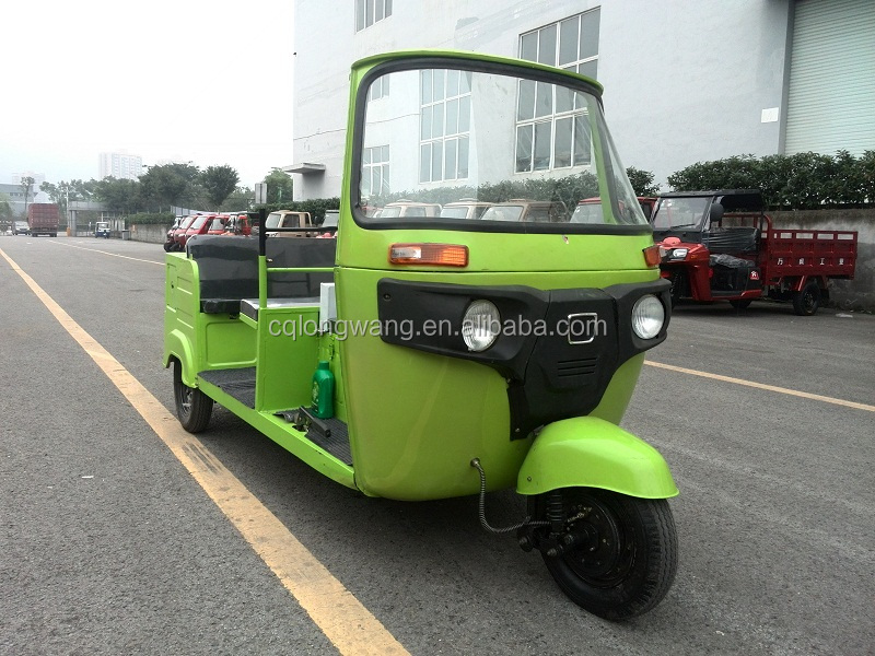 Parallel Hybird Passenger Tuk Tuk Three Wheel Motorcycle /Hot sale bajaj three wheeler price