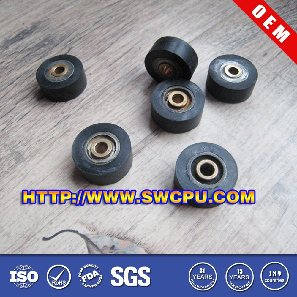 Any size small rubber wheel