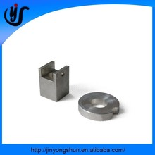 High precision custom design CNC parts, black anodize forged auto spare parts made in China