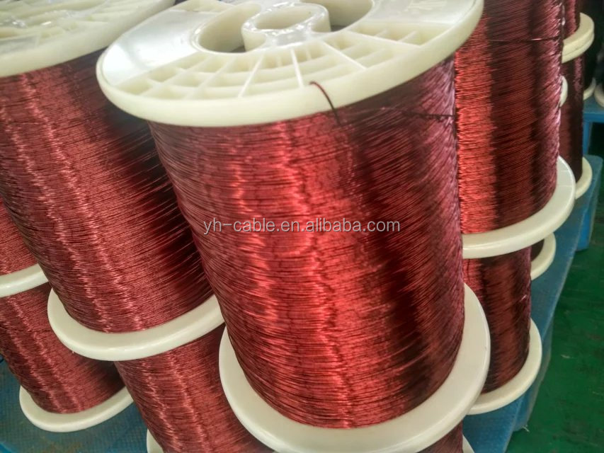 triple insulated magnet wire , copper wire for winding,ultra-thin copper wire 0.15mm 0.16mm