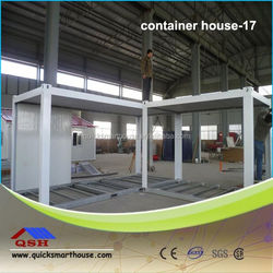 Light steel villa module of portable house