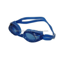 fibeiglass prescription swim pool goggles set with degree
