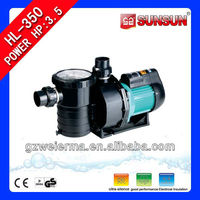Swimming Pool Spa Pump Water supply