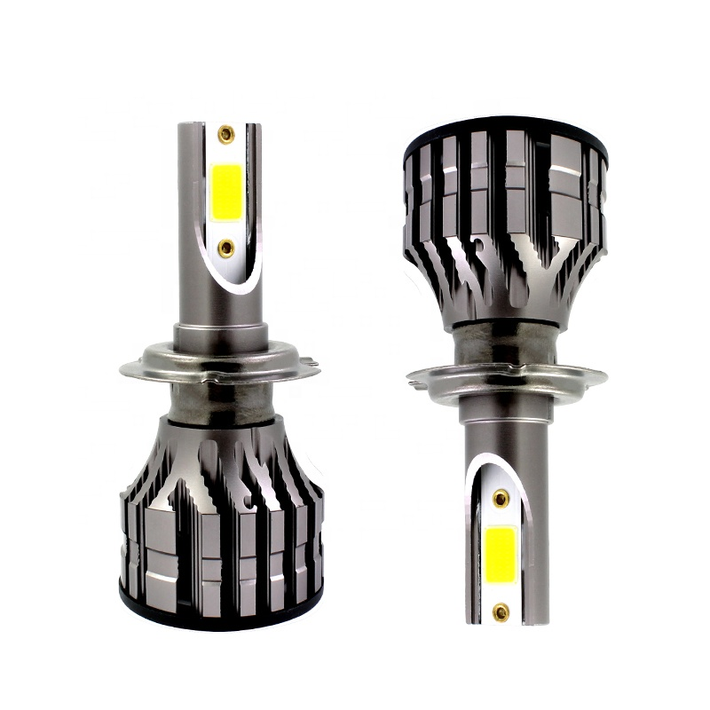 Auto accessories parts 5600lm H7 COB led headlight 6000k beam car led headlights bulb head <strong>lamp</strong> <strong>fog</strong> light H11