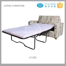 fabric sofa with pull-out bed, LF-392
