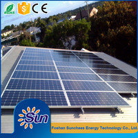 Cheapest and Professional 100kw solar power system with best performace and long life time