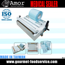 High Efficient Pouch Heat Medical Sealer With Cutter