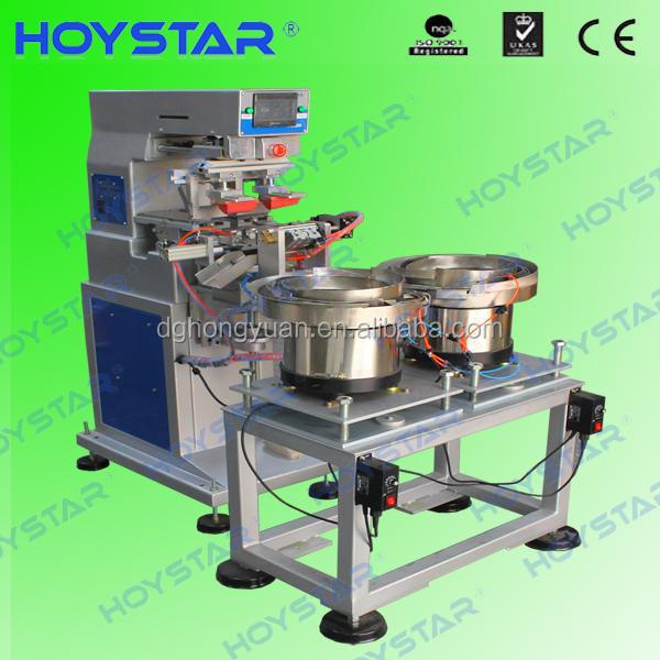 High speed counter wheel pad printing equipment for sale