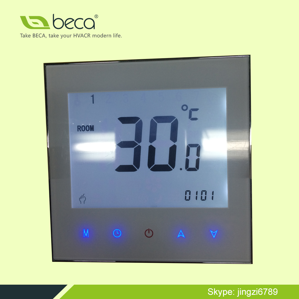 BECA New electric heating mat with thermostat for Europe Market