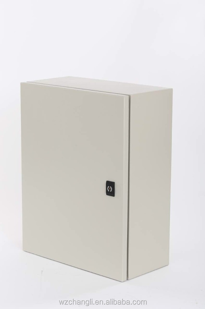 Metal Flush Mount Outlet Box by Powder Coating with Himel Type Lock