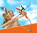 wholesale kids archery set with infrared sight and balance fulcrum