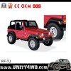 4WD Fender Flares for Wrangler with ABS