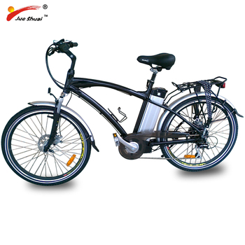 Long range 36V 16Ah electric bicycle with 100km autonomy (JSE72C)