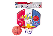 plastic hoop player mini basketball board toy