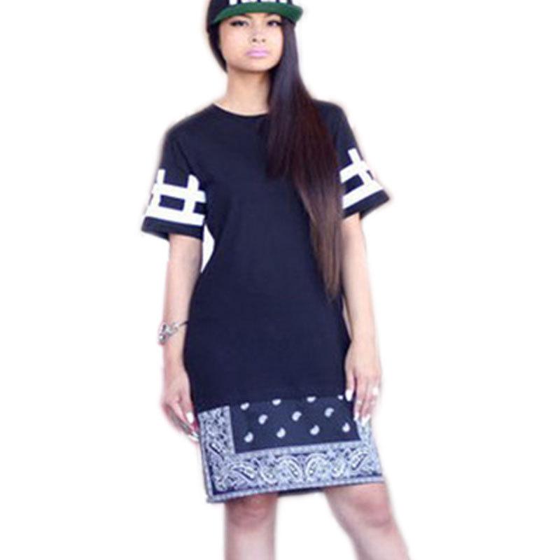 Buy Harajuku Couple T Shirt For Lovers Black White T Shirt Women