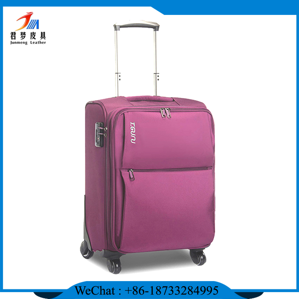 president luggage traveling bag washing cloth trolley luggage