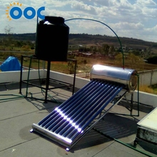 Balcony For Hard System Air Heat Pump Hot Compact Low Pressure Solar Water Heater