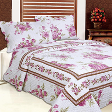 Patchwork bed sheet cotton designs