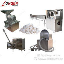 Best Price Automatic Lump Cubic Sugar Press Maker Jaggery Cube Making Coffee Candy Forming Production Line Cube Sugar Machine