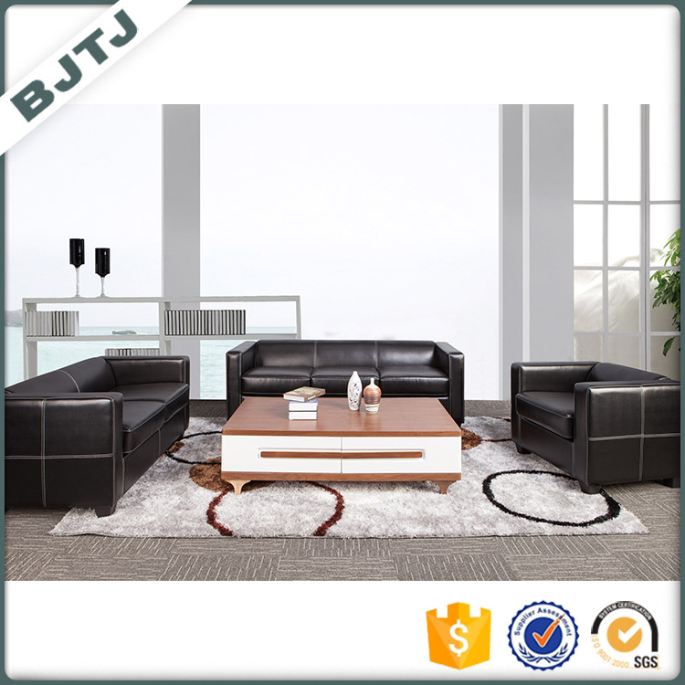 BJTJ office 6 seater sofa set commercial design 8225