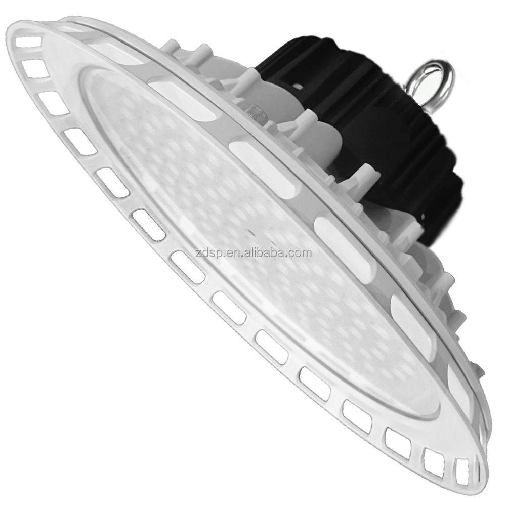 Five years warranty hibay led, patent UFO led high bay light, cheapest led high bay light