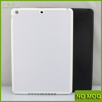 new TPU + PC raw material grave case for ipad 5