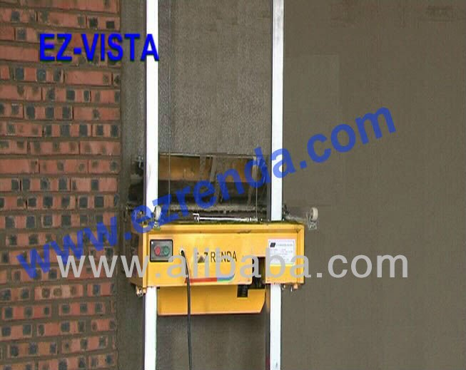 Full Automatic Rendering/Plastering Machine