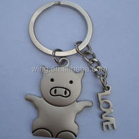 customized die casting key chain hinge holder