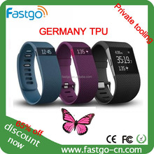 2015 fashion fitbit ultra aria with Germany TPU and unique APP