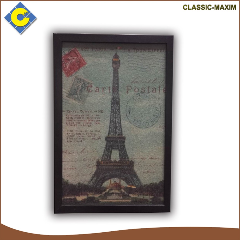 "Classic-maxim house decoration 1"" thick stationery item cork writing board"