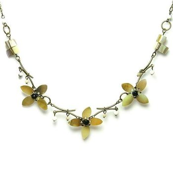 Allua Flower Necklace